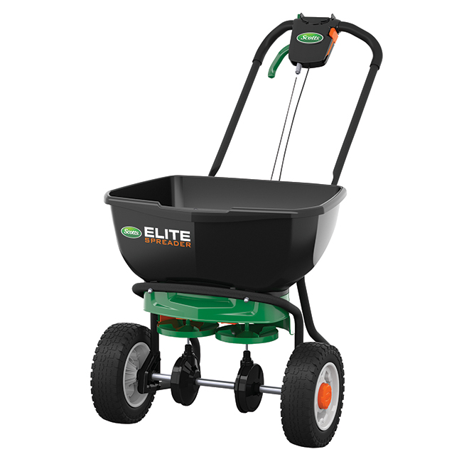 """Elite"" Spreader - Dual Rotor - 20,000 sq. ft"