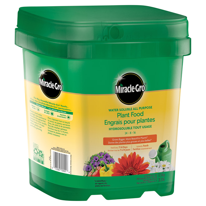All-Purpose Plant Food - Water Soluble - 1.5 kg