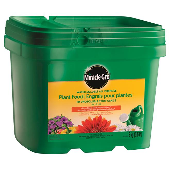Engrais tout usage pour plantes, hydrosoluble, 3 kg