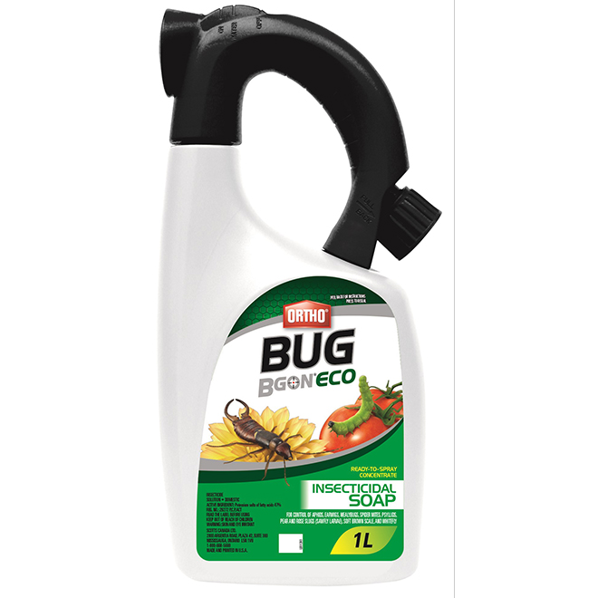 Bug B Gon® Insecticide - Concentrate Soap - 1 L