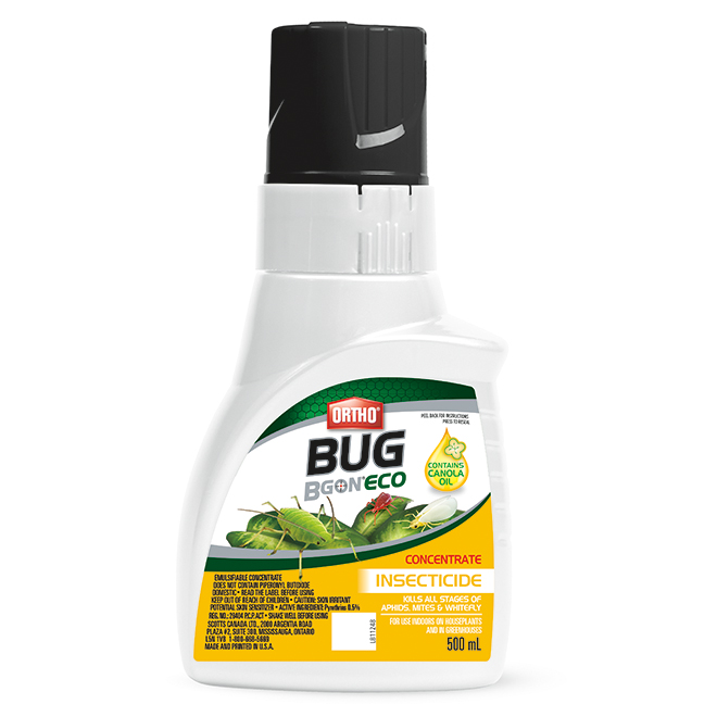 Bug B Gon® Insecticide with Concentrate Soap - 500 ml