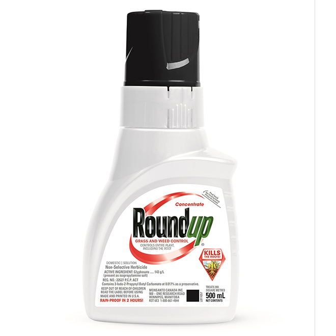 Herbicide concentré, non sélectif, 500 ml