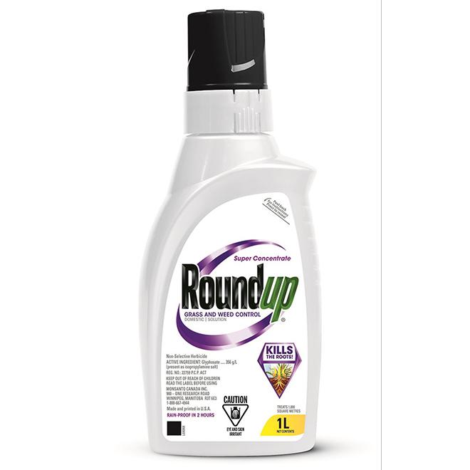 Herbicide super concentré, non sélectif, 1 l