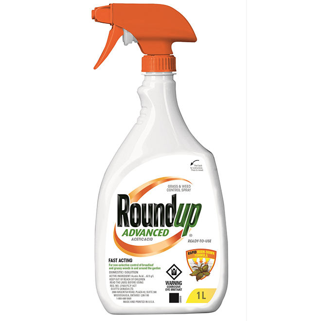 Advanced Non-Selective Herbicide - Ready-to-Use - 1 L
