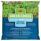 Grass Seed - Sun and Shade - 2.2 lb