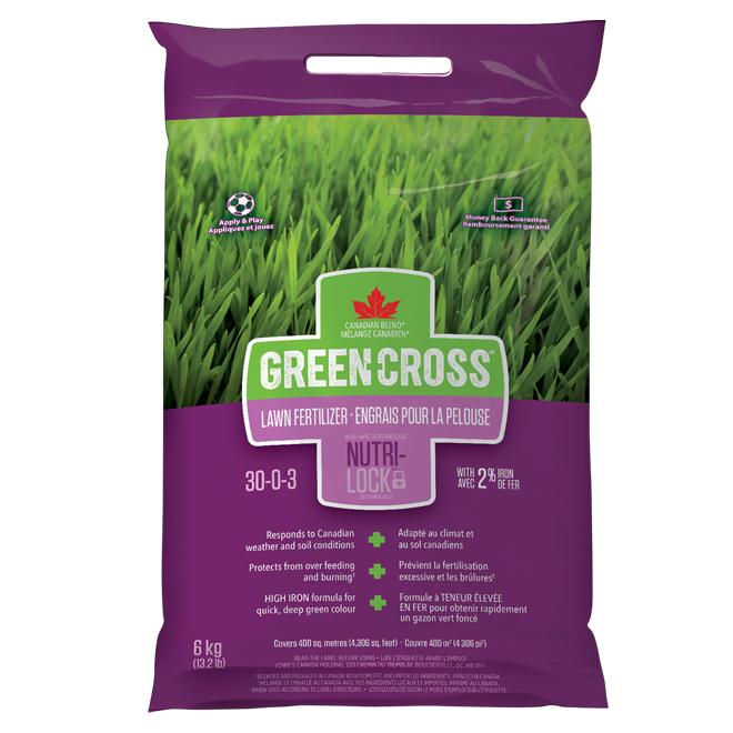 Nutri-Lock Lawn Fertilizer - 13.2 lb