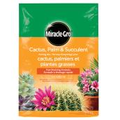 Miracle-Gro Cactus, Palm and Succulent Potting Mix - 8.8 L