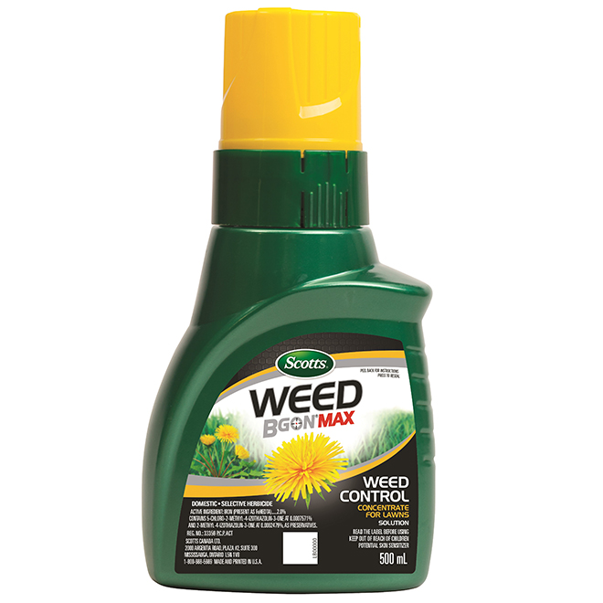 Scotts Weed B Gon Max Herbicide - Concentrate - 500 ml