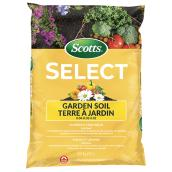 Scotts Select Garden Soil - Flowers and Vegetables - 50 L