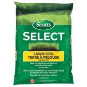 Scotts Select Lawn Soil 0.02-0.02-0.01 - 50 litres
