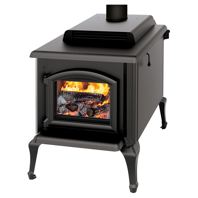 Ja Roby Quot Ultimate 2015 Quot Wood Stove 120000 Btu Rona