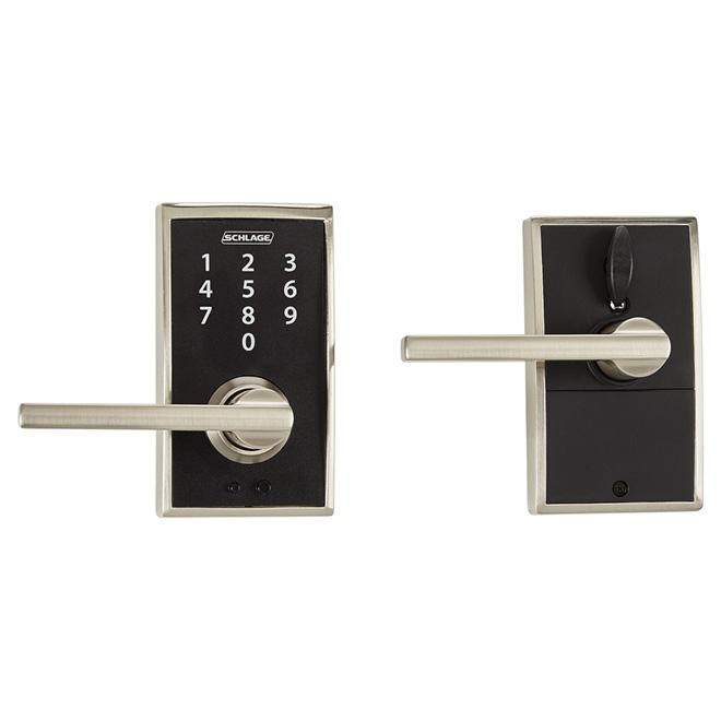 "Lock - ""Century/Latitude"" Electronic Entrance Door Lock"