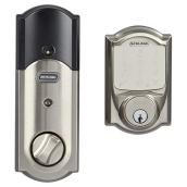 Camelot Sense - Smart Deadbolt - Satin Nickel