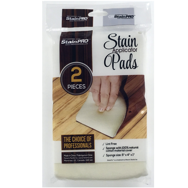 Stain Applicator Pads