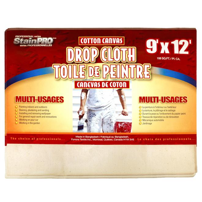 Drop Cloth - Protective Drop Cloth