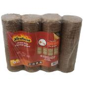 Ecological Wood Logs - Giant Size - Pack of 4