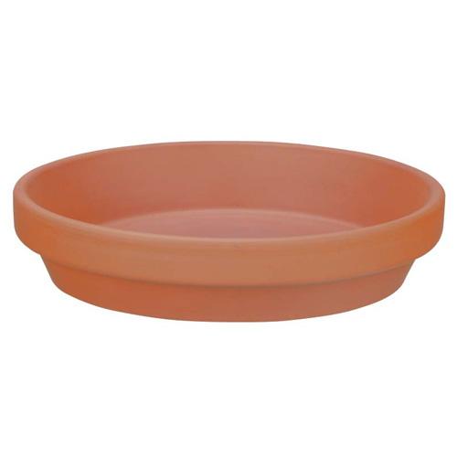 Soucoupe standard 13,5 po en terre cuite