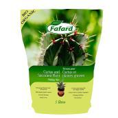 Terreau pour cactus et plantes grasses