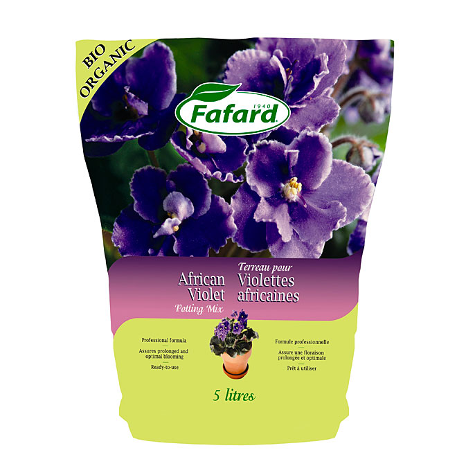 Africain Violet Potting Mix