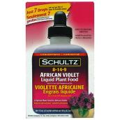Fertilizer - African Violet Plant Food 8-14-9