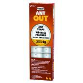 Trappes à fourmis