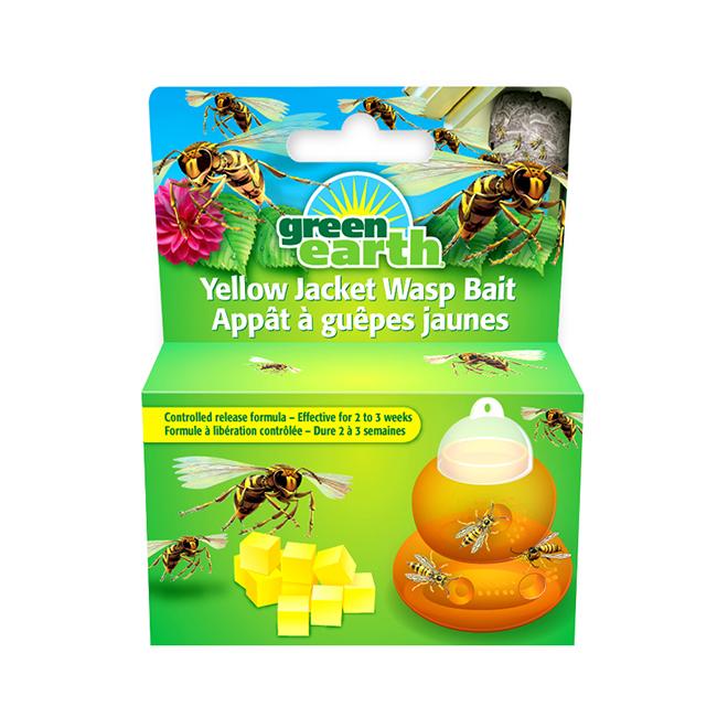 Yellow Jacket Wasp Bait
