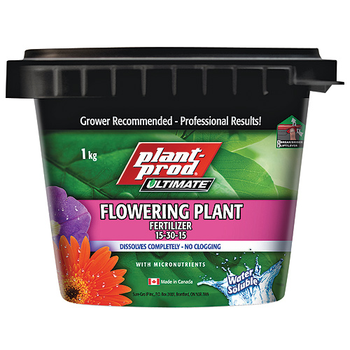 Fertilizer - Flower Fertilizer 15-30-15