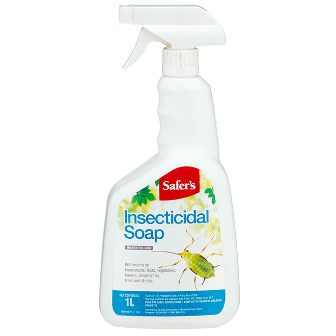 Houseplant Insecticidal Soap 1L