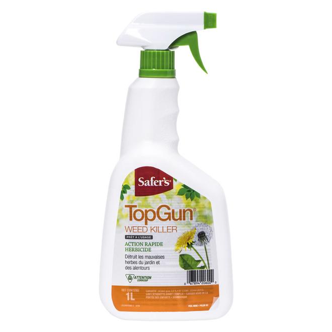 Herbicide organique non sélectif