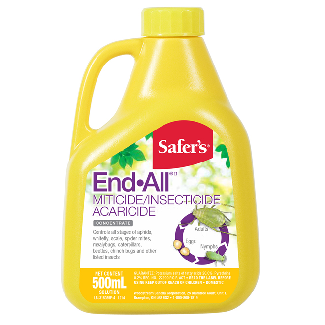 Concentrated Insecticide 500 ml
