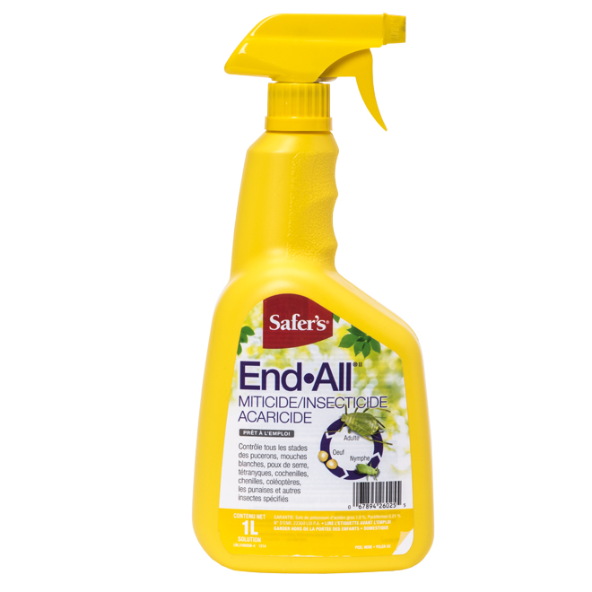 Insecticide «End-All II»