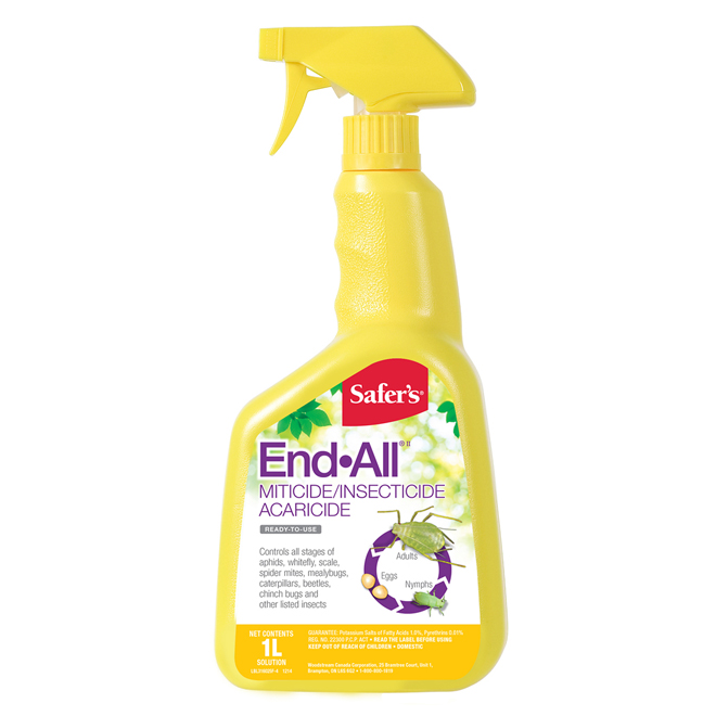 """""""End-All II"""" Insecticide"""