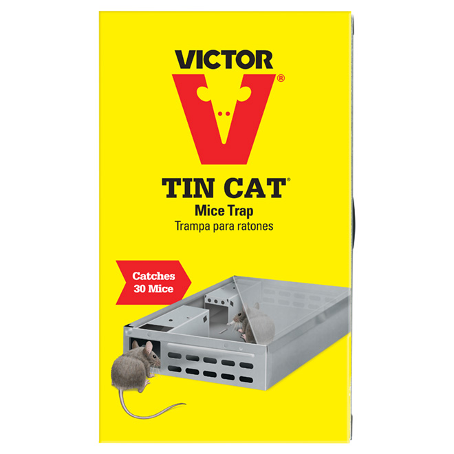 """TinCat"" Mouse Trap"