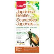 Replacement Bags for Japanese Beetle Trap - 3/Pk