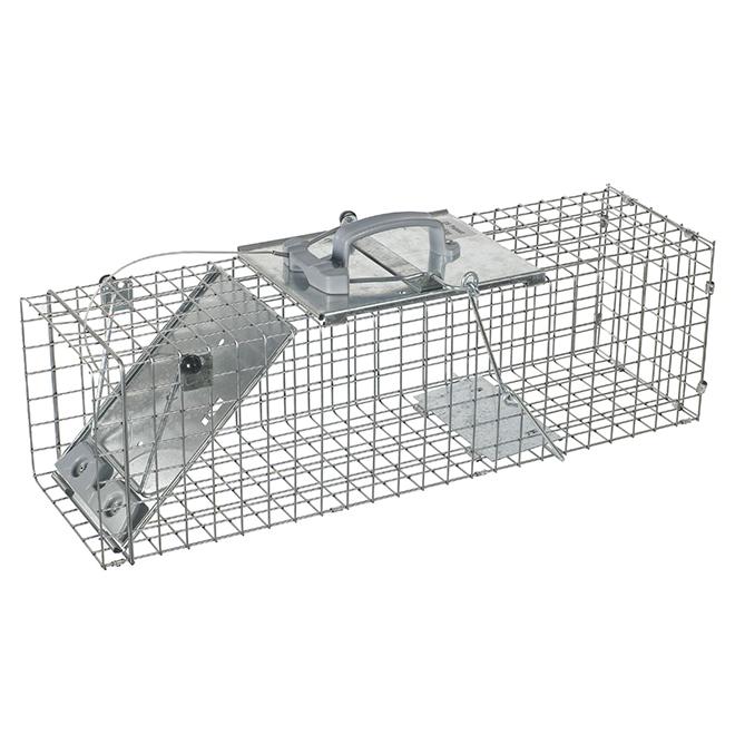"Live Trap Cage - Squirrel/Rabbit - 25"" x 9"" x 9"""