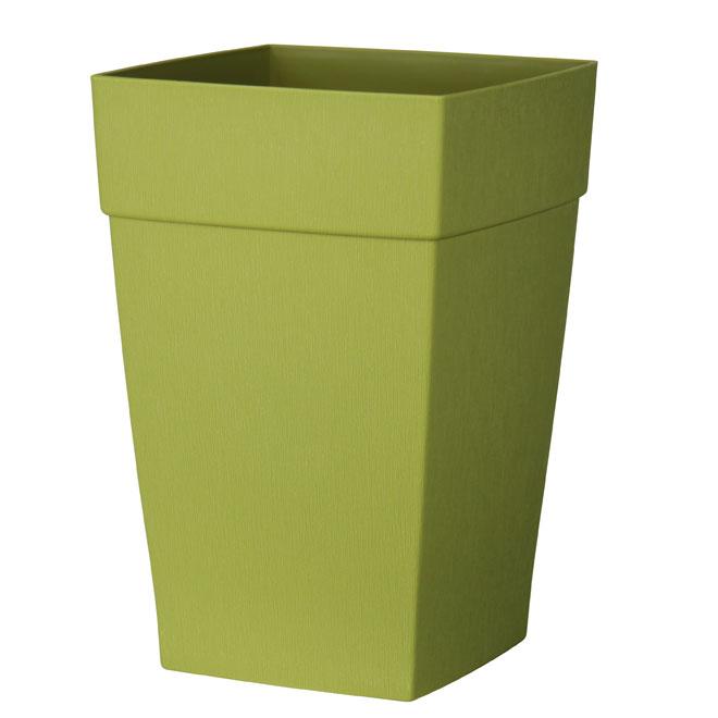 """Harmony"" Elongated Planter - Green"