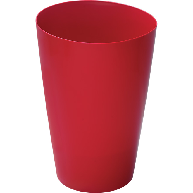 """Mirage"" Elongated Planter - Red"