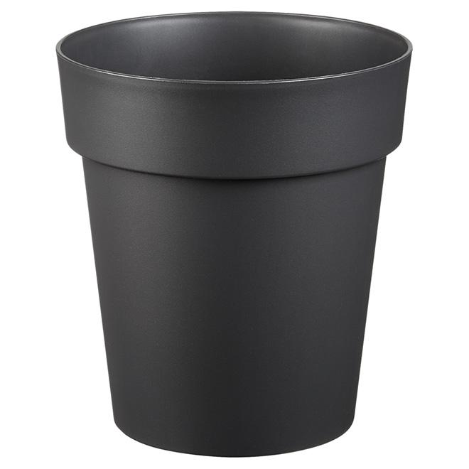 "Planter Pot - ""Viva"" - 9"" - Flat Slate"