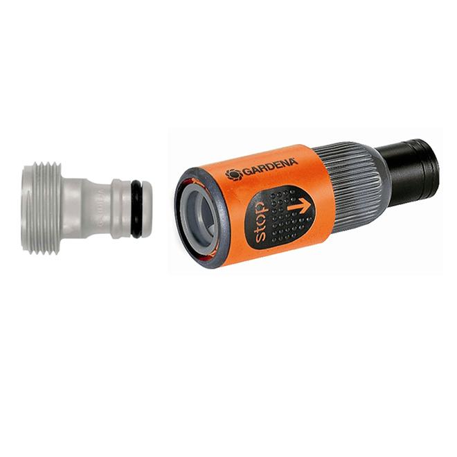 Gardena Raccords de réparation de tuyau de 1/2 po « Comfort » 6028A