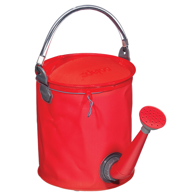2-in-1 Watering Can and Bucket 7 L  - Red