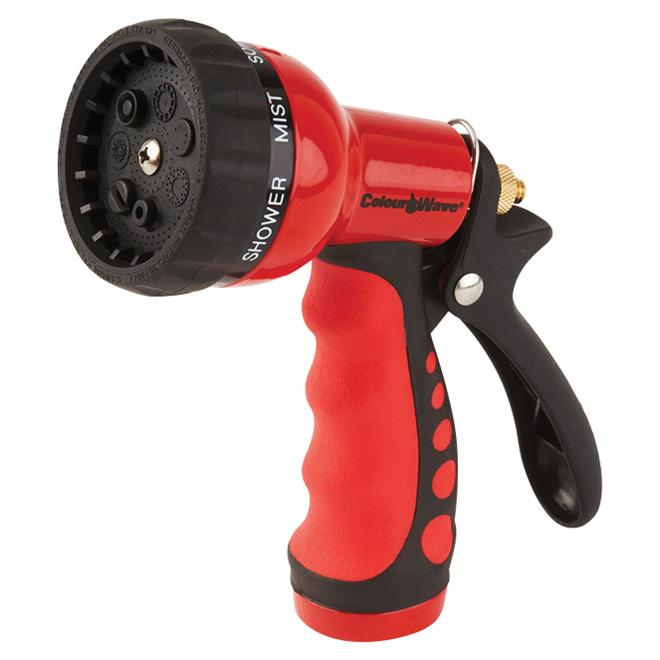 Nozzle - Adjsutable Dial Spray Nozzle