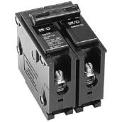 Disjoncteur BR enfichable 120/140 VAC 15 A 2 pôles