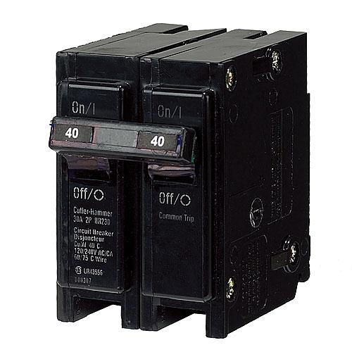 Breaker Type BR Plug-in - 40 A - 2-Pole