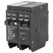 120 VAC 120/240 VAC 120 VAC 15-30-15 A DNPL Circuit Breaker