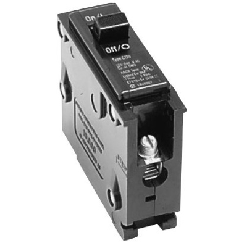 Single Pole Plug-in Breaker