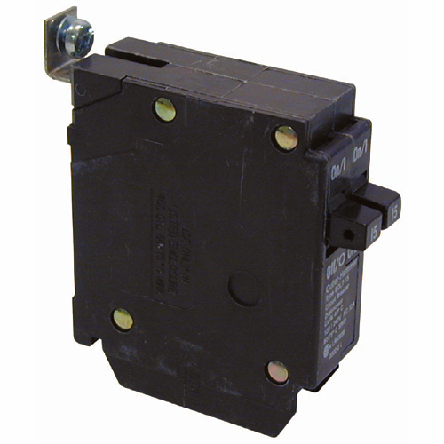 120 VAC 15-15 A BQL Circuit Breaker 1-1 Pole Bolt-On
