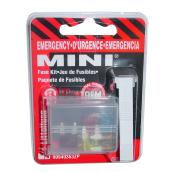 High Ampere ATM Emergency Fuse Kit - 8-Pack