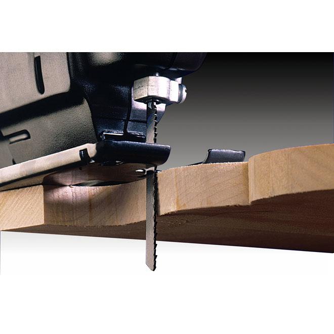 "Carbon Steel U-Shank Jigsaw Blade- 3 5/8"" - 2-Pack"