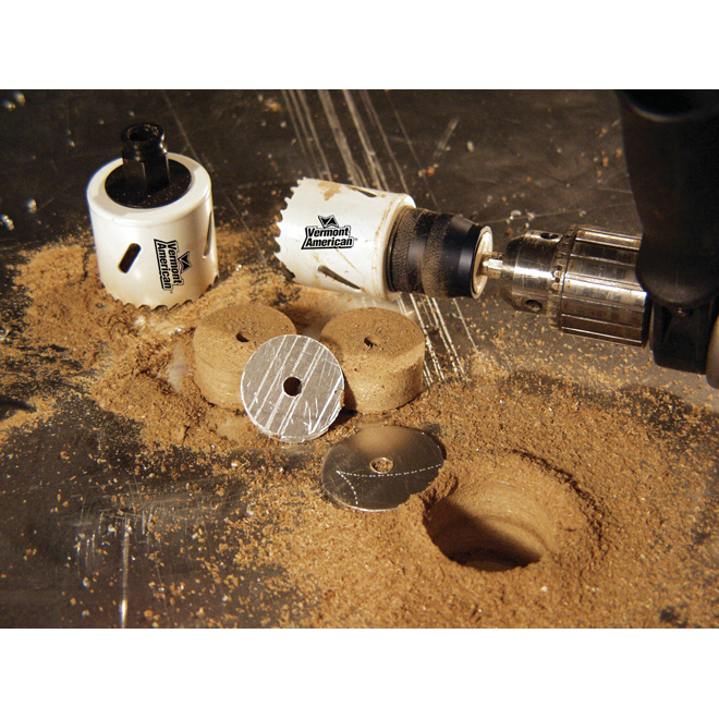 Bi-Metal Hole Saw - 4""