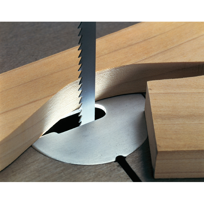 Wood Cutting Band Saw Blade - 82'' x 1/4'' - 6 TPI